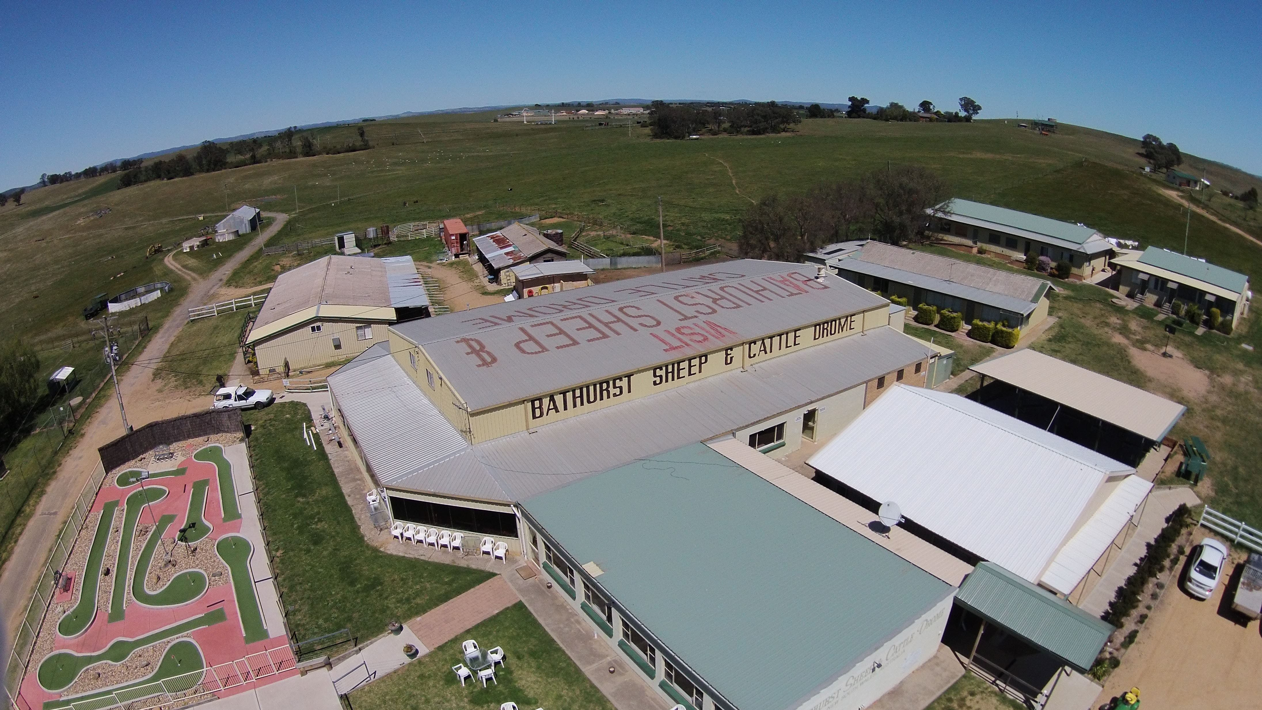 Heritage Park Bathurst - Accommodation Resorts