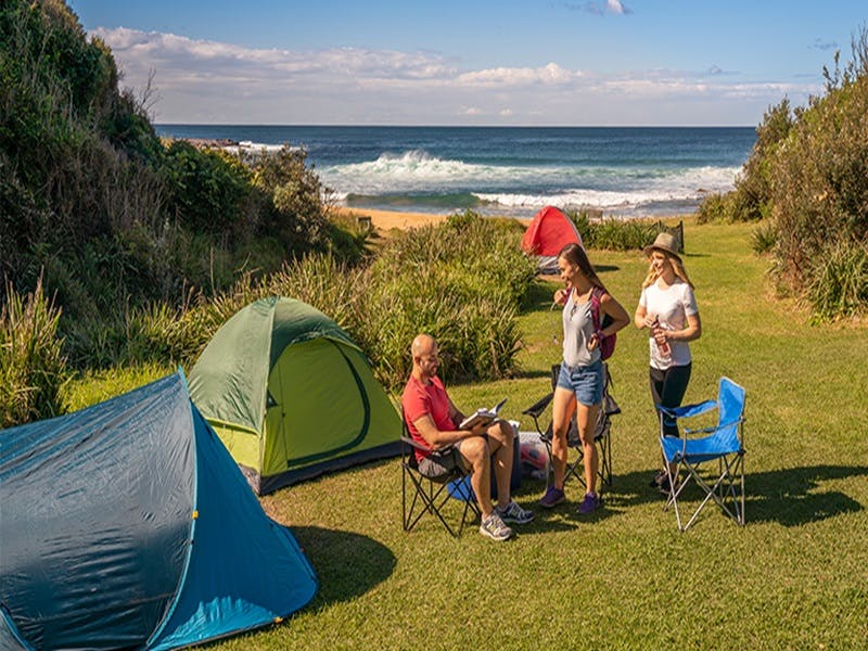 Little Beach campground - Accommodation Resorts