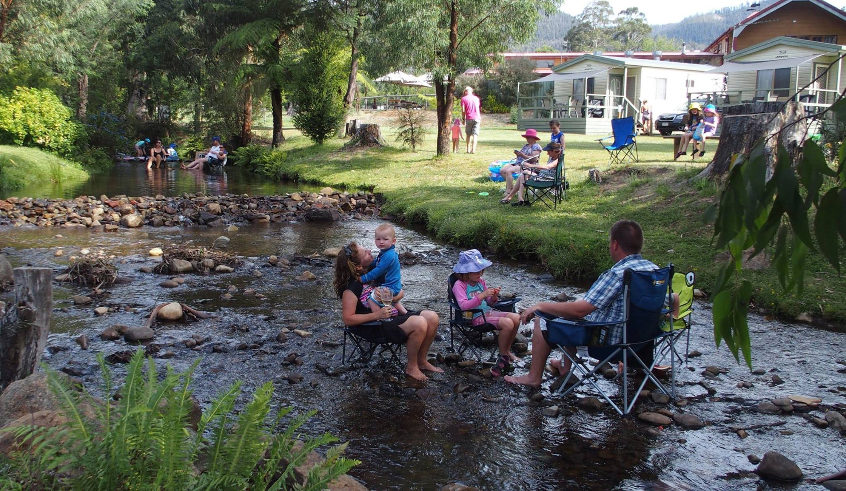 Marysville Caravan and Holiday Park - Accommodation Resorts