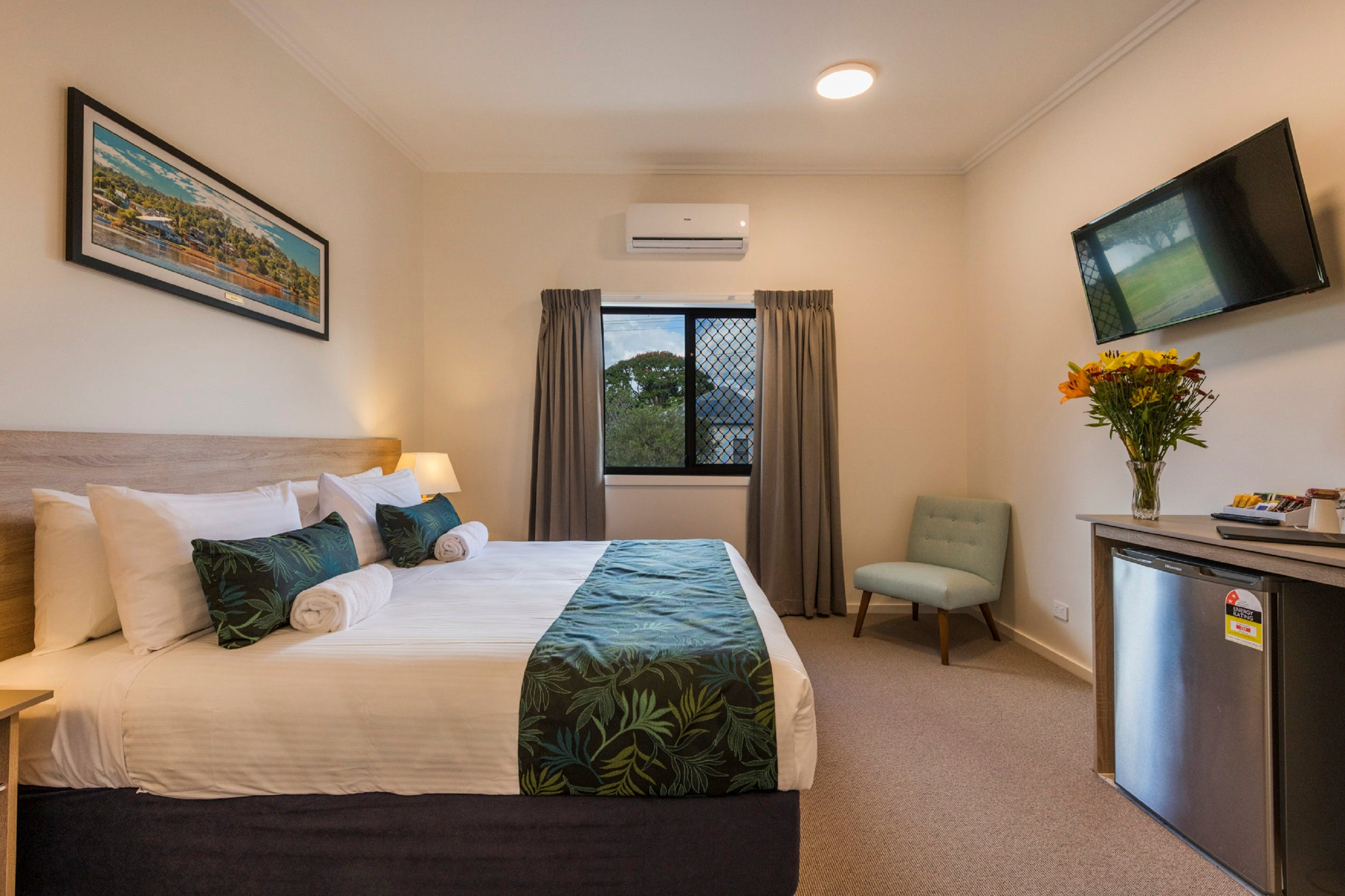 MAS Country Club Maclean Motel - Accommodation Resorts