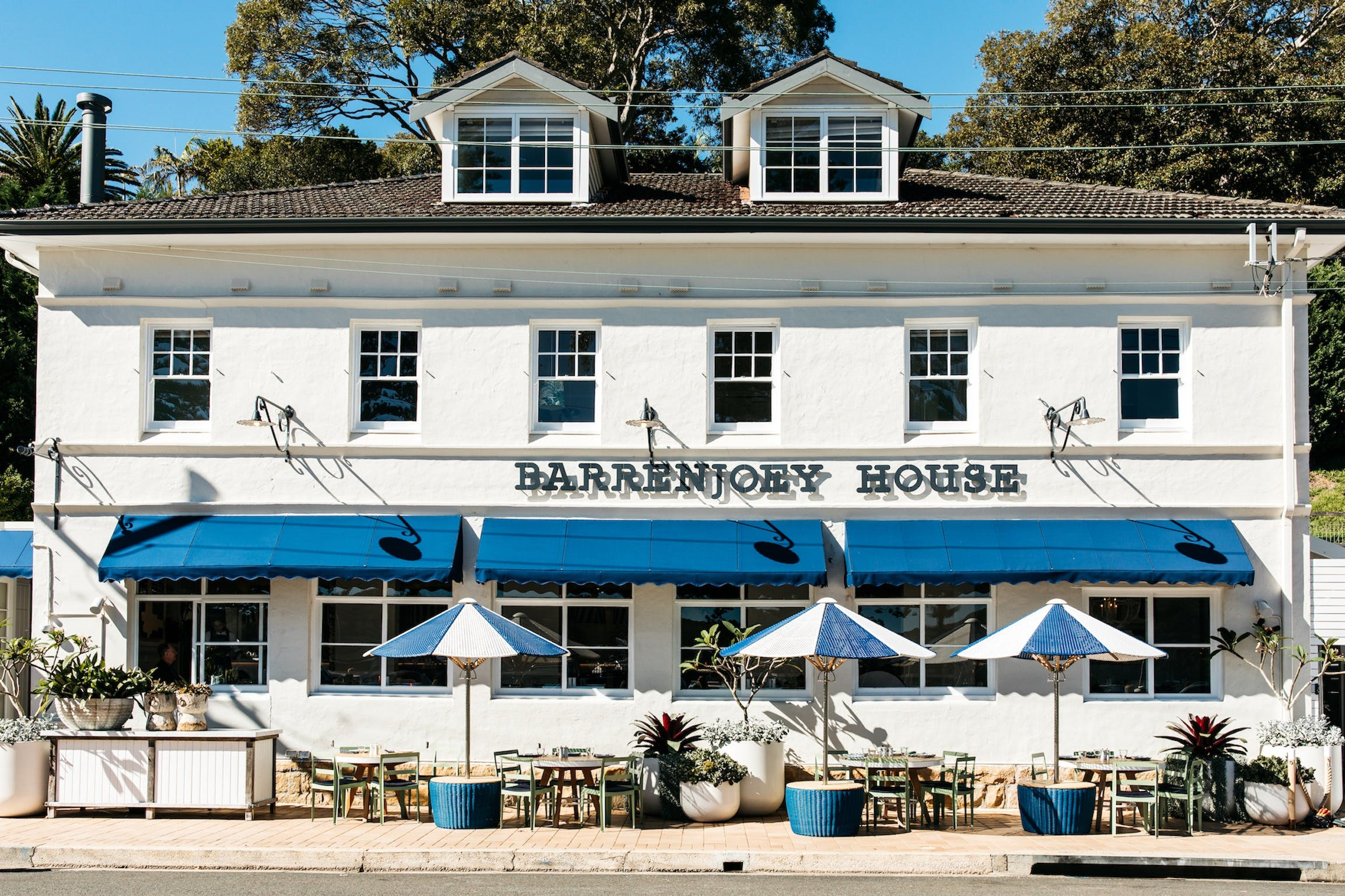 Barrenjoey House - Accommodation Resorts
