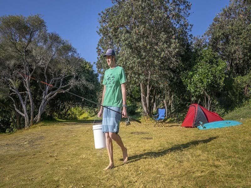 Racecourse campground - Accommodation Resorts
