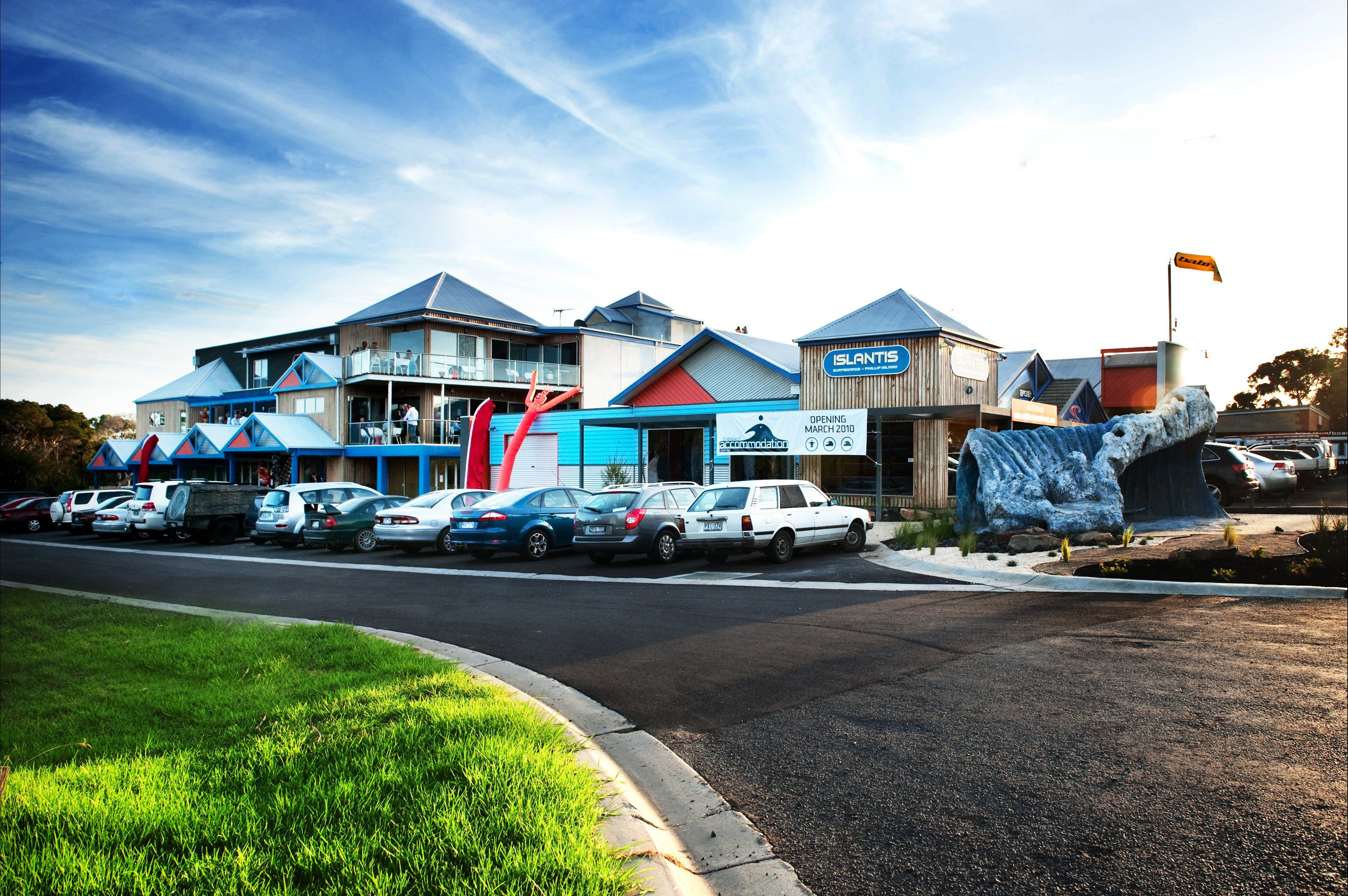 The Island Accommodation - Phillip Island YHA - Accommodation Resorts