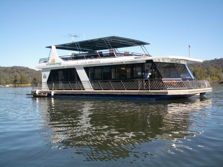 Able Hawkesbury River Houseboats - Accommodation Resorts