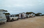 Eucla Caravan Park - Accommodation Resorts
