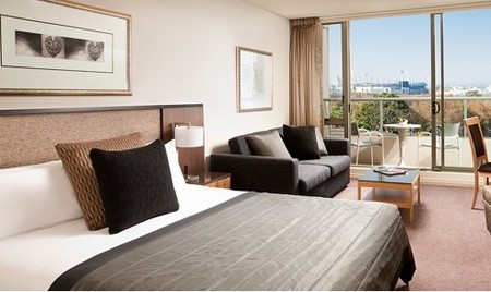 Quay West Suites Melbourne - Accommodation Resorts