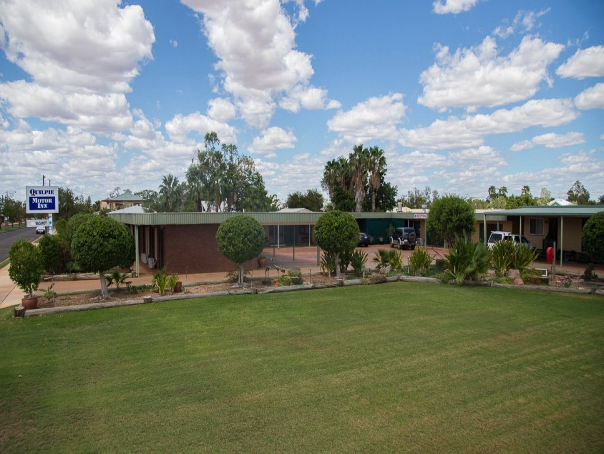 Quilpie Motor Inn - Accommodation Resorts