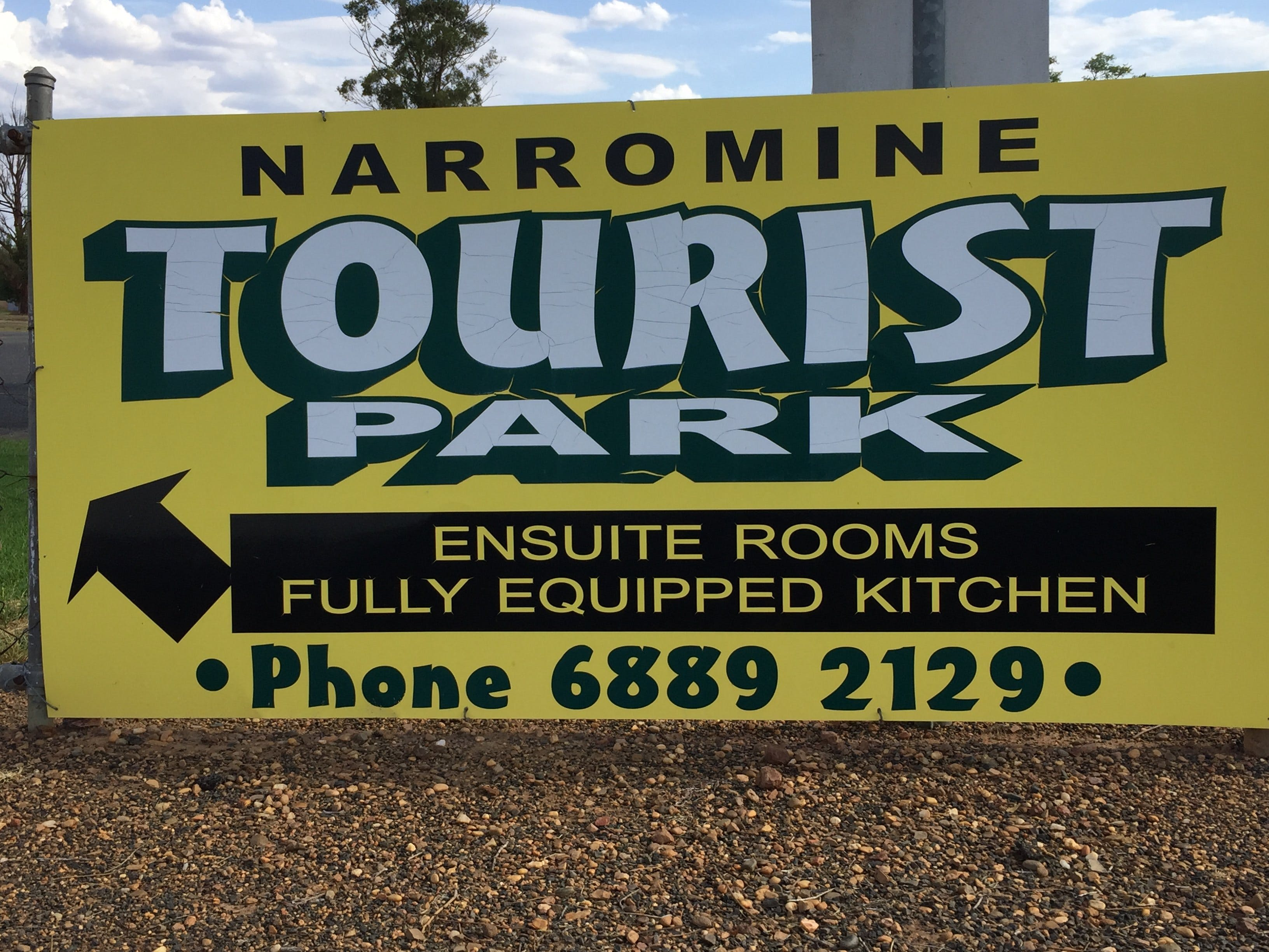 Narromine Tourist Park and Motel - Accommodation Resorts
