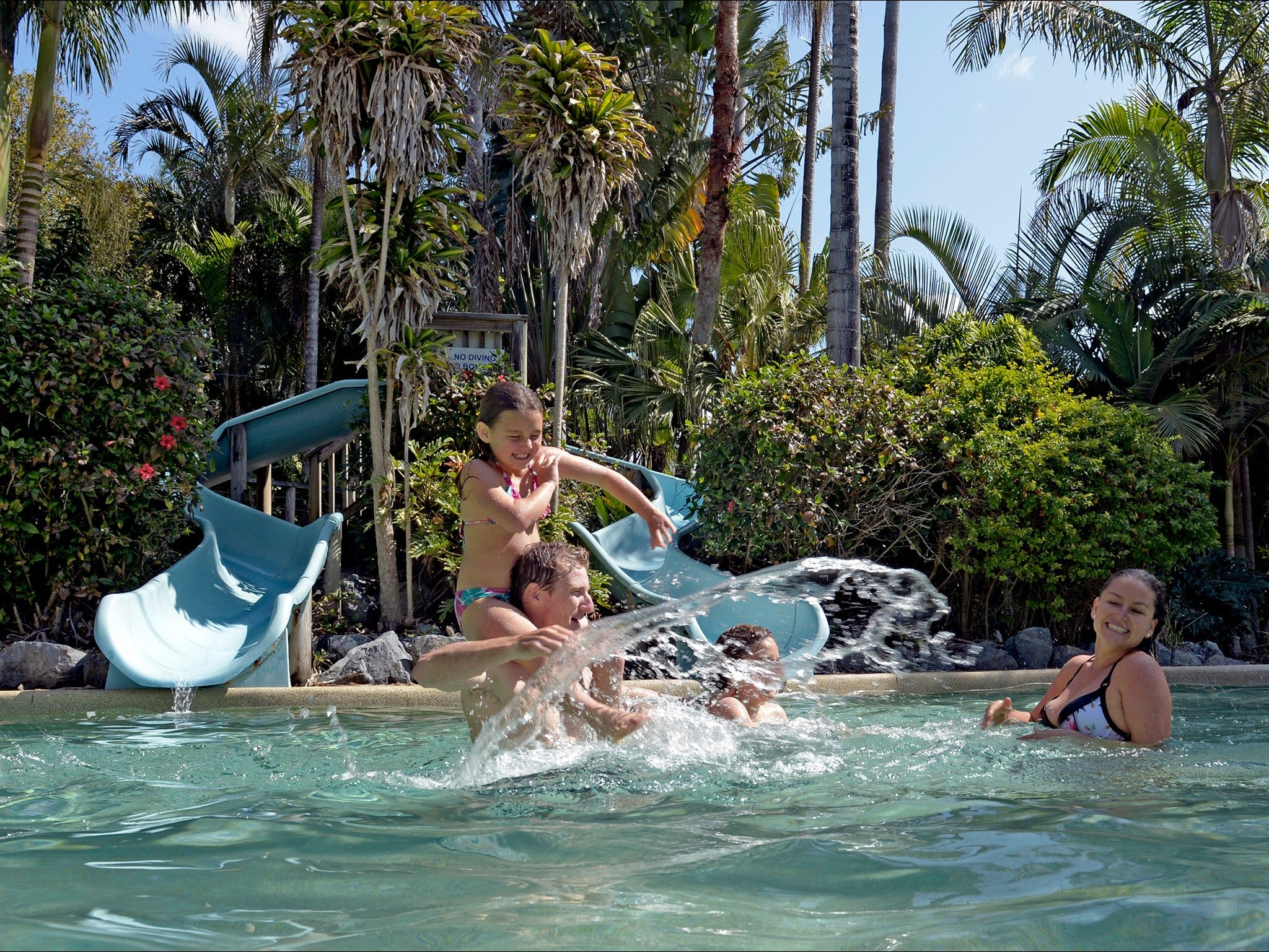 NRMA Darlington Beach Holiday Resort - Accommodation Resorts