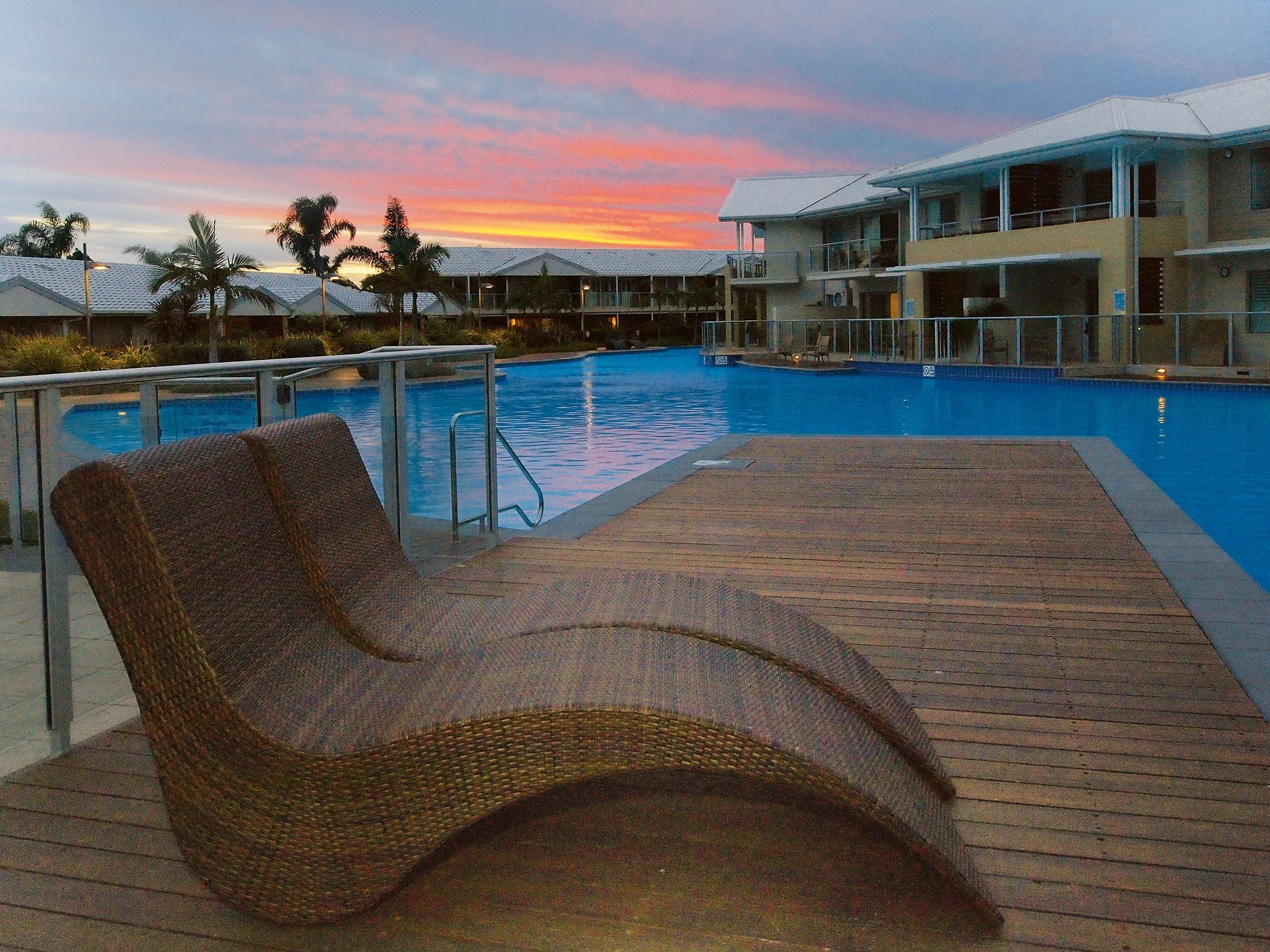 Oaks Port Stephens Pacific Blue Resort - Accommodation Resorts