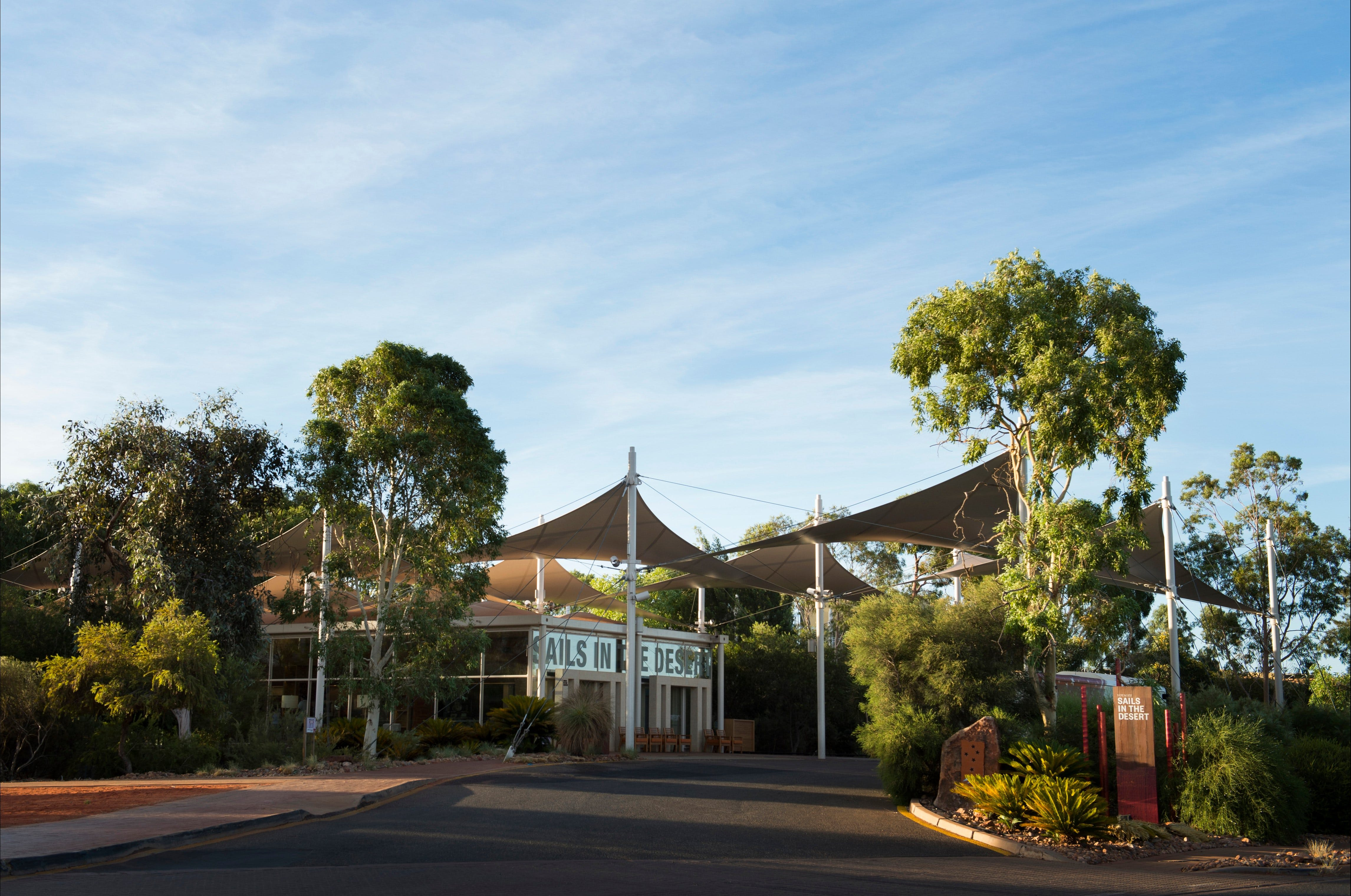 Sails in the Desert - Accommodation Resorts