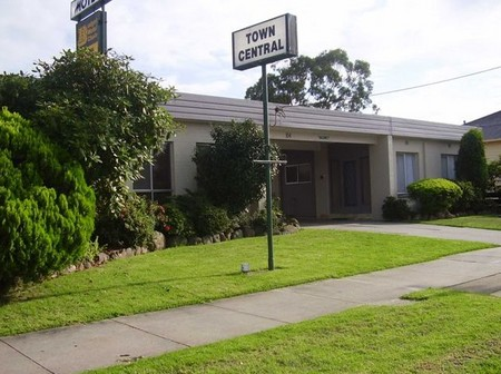 Bairnsdale Town Central Motel - Accommodation Resorts
