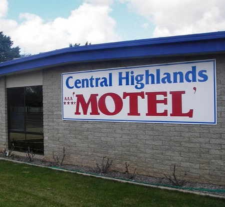 Central Highlands Motor Inn - Accommodation Resorts