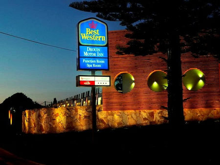 Best Western Drouin Motor Inn - Accommodation Resorts