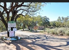 Wilcannia Caravan Park - Accommodation Resorts