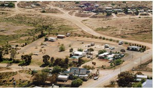White Cliffs Opal Pioneer Caravan  Camping Tourist Park - Accommodation Resorts
