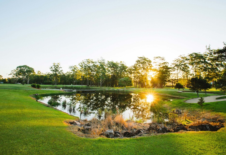 Tallwoods Golf Course and Resort - Accommodation Resorts