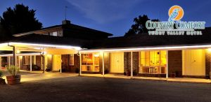 Country Comfort Tumut Valley Motel - Accommodation Resorts
