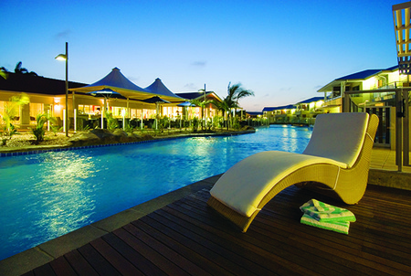 Oaks Pacific Blue Resort - Accommodation Resorts