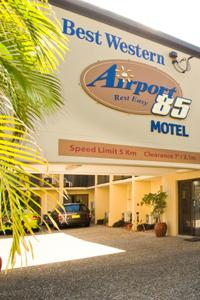 Best Western Airport 85 Motel - Accommodation Resorts