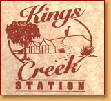 Kings Creek Station - Accommodation Resorts