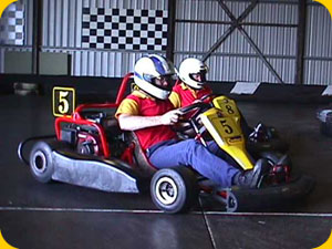 Indoor Kart Hire - Accommodation Resorts