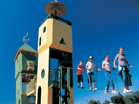 Monash Adventure Park - Accommodation Resorts