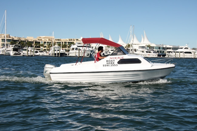 Mirage Boat Hire - Accommodation Resorts
