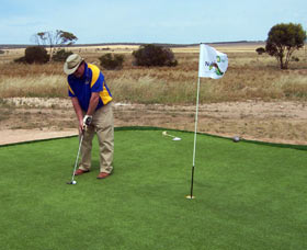 Nullarbor Links World's Longest Golf Course Australia - Accommodation Resorts