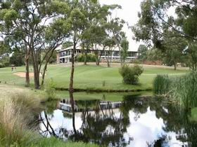 Flagstaff Hill Golf Club and Koppamurra Ridgway Restaurant - Accommodation Resorts