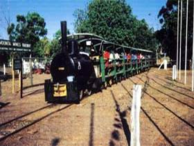 Moonta Mines Tourist Railway - Accommodation Resorts