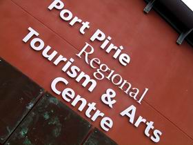 Port Pirie Regional Tourism And Arts Centre - Accommodation Resorts