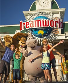 Dreamworld - Accommodation Resorts