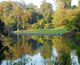 Royal Botanic Gardens Melbourne - Accommodation Resorts