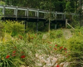 Eurobodalla Botanic Gardens - Accommodation Resorts
