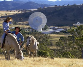 Canberra Deep Space Communication Complex - Accommodation Resorts