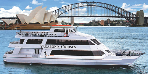 Vagabond Cruises - Accommodation Resorts