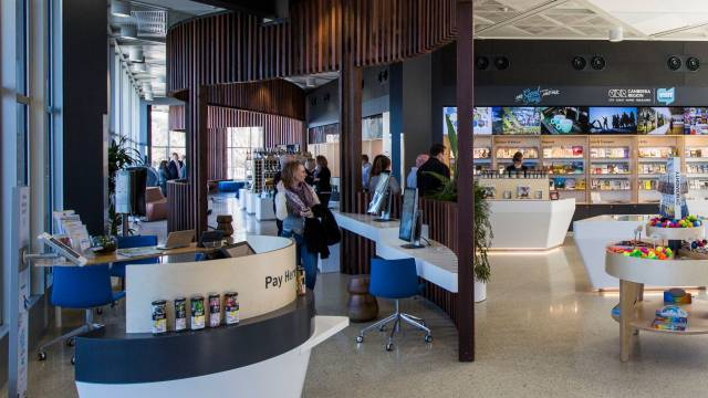 Canberra and Region Visitors Centre - Accommodation Resorts