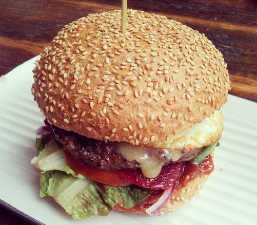 Grill'd Healthy Burgers - Accommodation Resorts