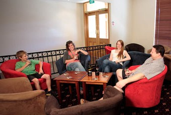 Hibernian Hotel Beechworth - Accommodation Resorts