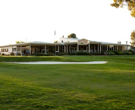 Mansfield Golf Club - Accommodation Resorts