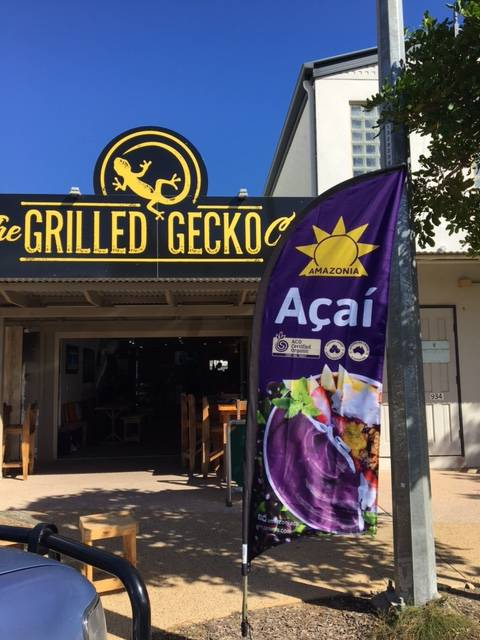 The Grilled Gecko Cafe - Accommodation Resorts