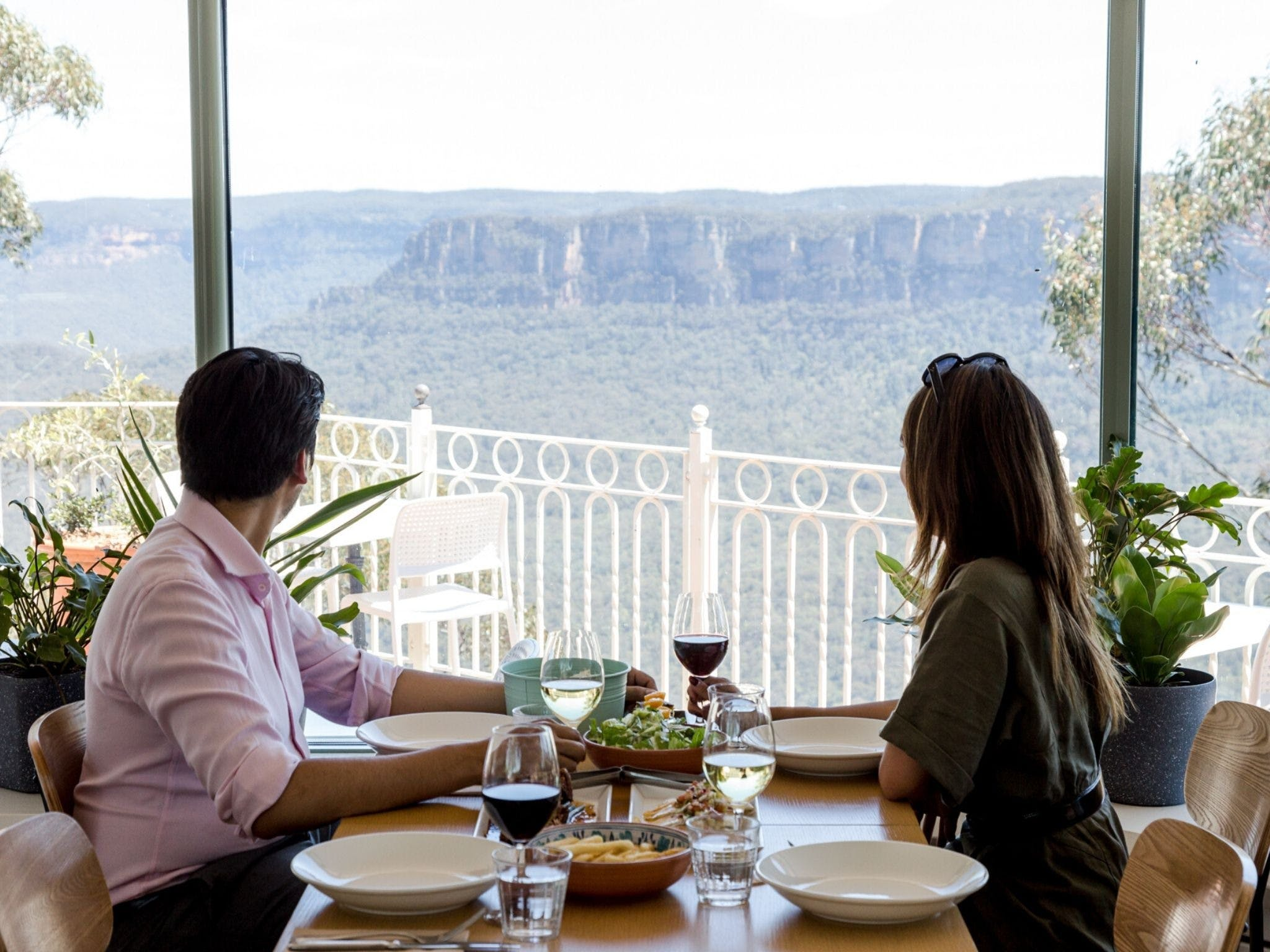 Christmas Day Lunch at The Lookout Echo Point - Accommodation Resorts