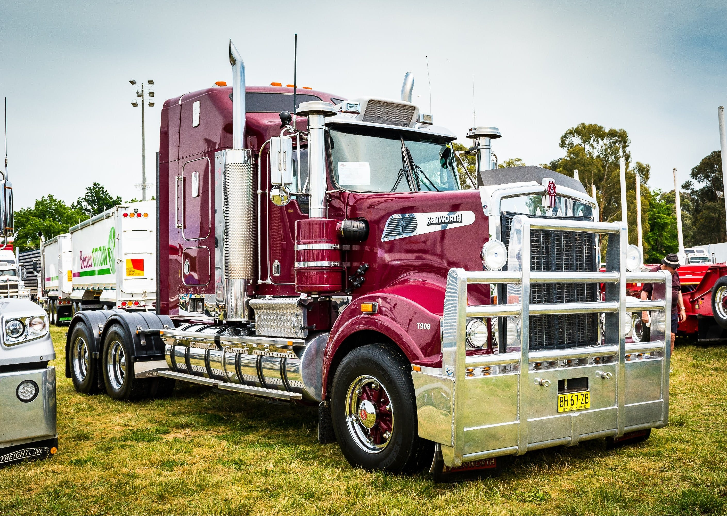 Dane Ballinger Memorial Truck Show - Accommodation Resorts