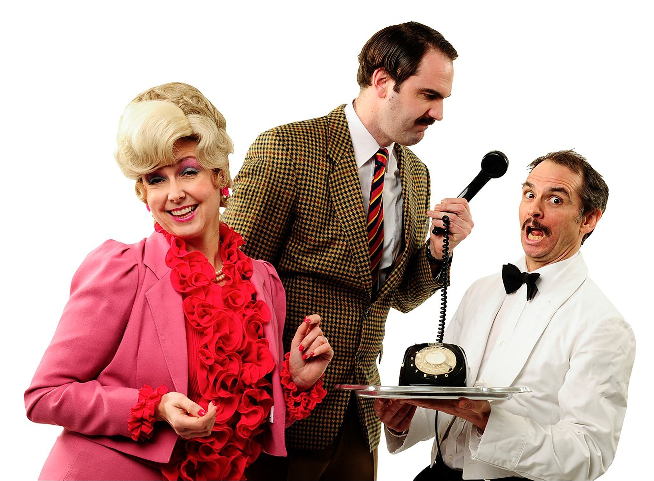 Faulty Towers - The Dining Experience at CountryPlace Hotel - Accommodation Resorts