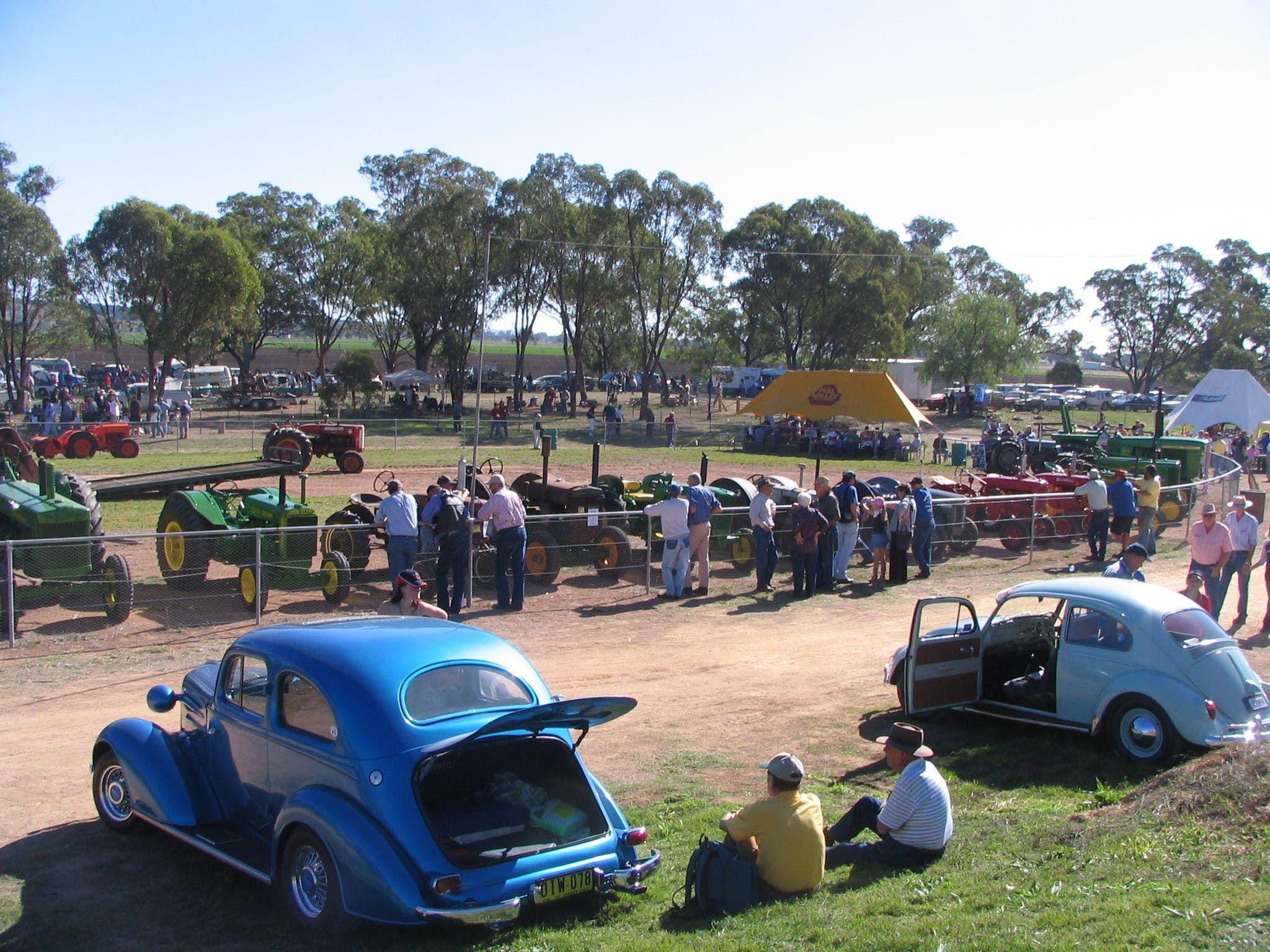Quirindi Rural Heritage Village - Vintage Machinery and Miniature Railway Rally and Swap Meet - Accommodation Resorts