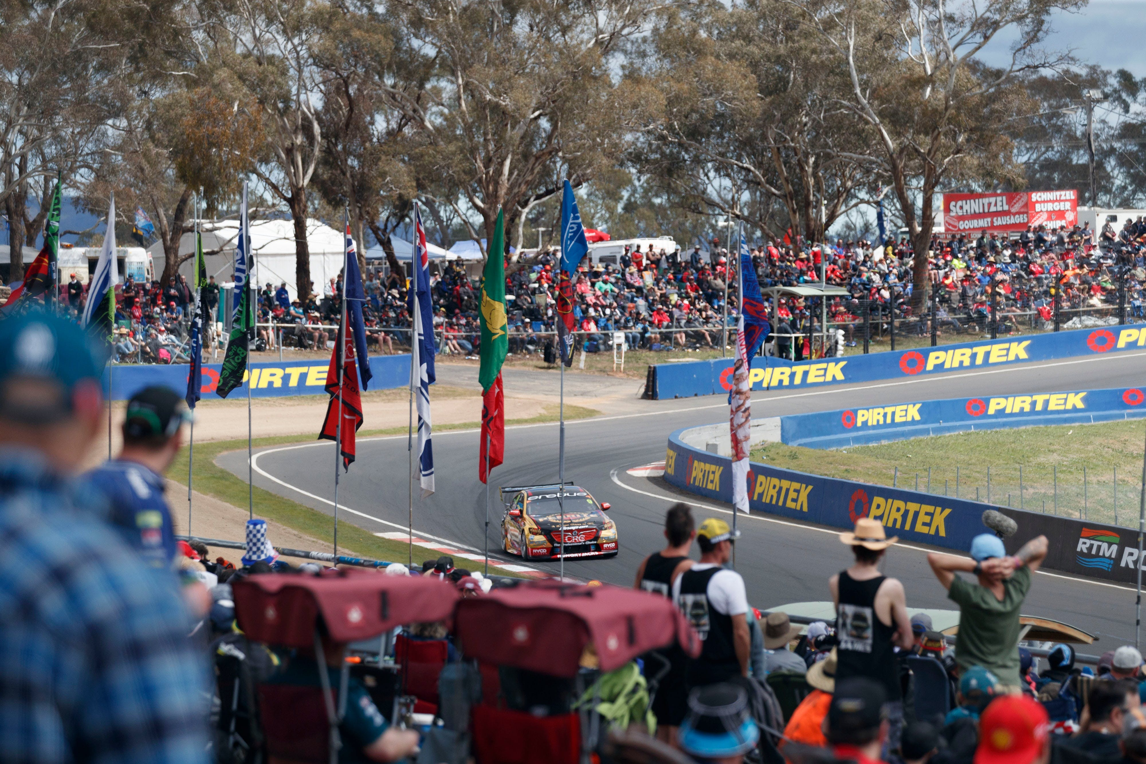Supercars Supercheap Auto Bathurst 1000 - Accommodation Resorts