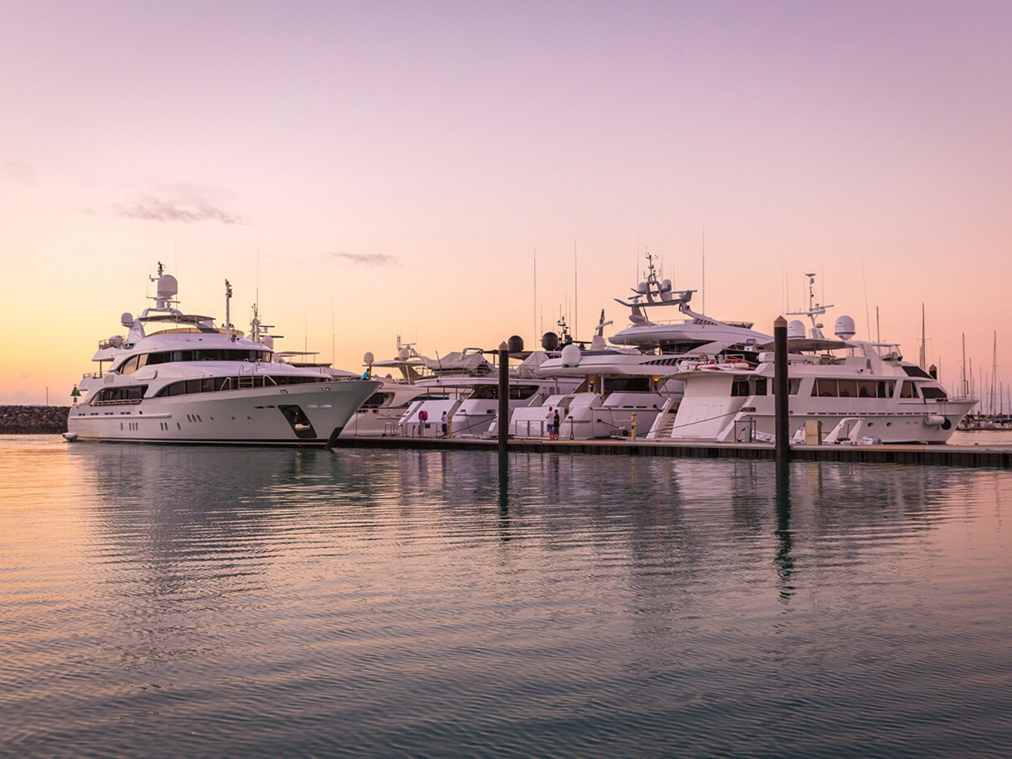 Australian Superyacht Rendezvous - Great Barrier Reef edition - Accommodation Resorts