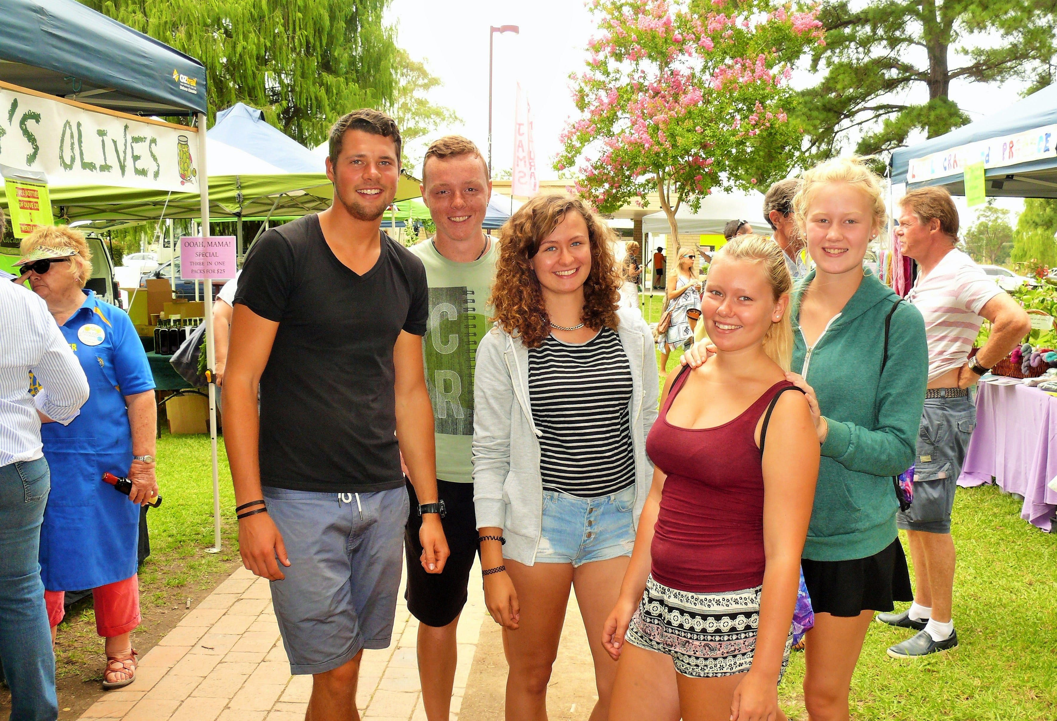 Gloucester Farmers Market - Accommodation Resorts