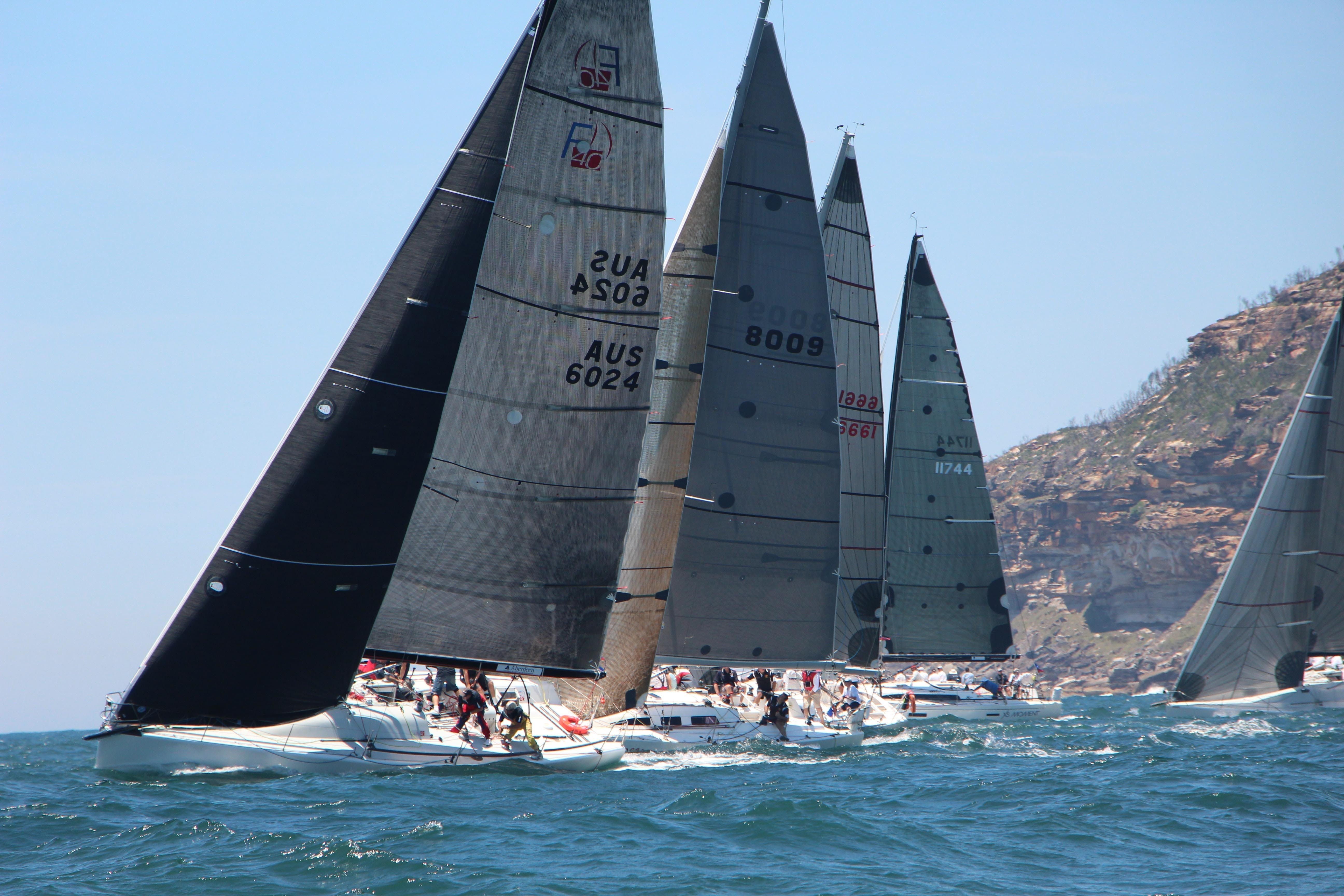 Club Marine Pittwater to Coffs Harbour Yacht Race - Accommodation Resorts